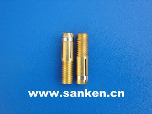 供应江苏螺柱焊机夹头批发价,储能焊夹头价格