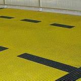 供应防滑玻璃钢格栅大量供应停车场玻璃钢格栅板