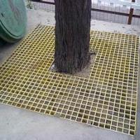 供应防腐玻璃钢格栅树围子----立博玻璃钢制品有限公司