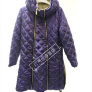 晴天明月冬装大码时尚韩版大衣图片