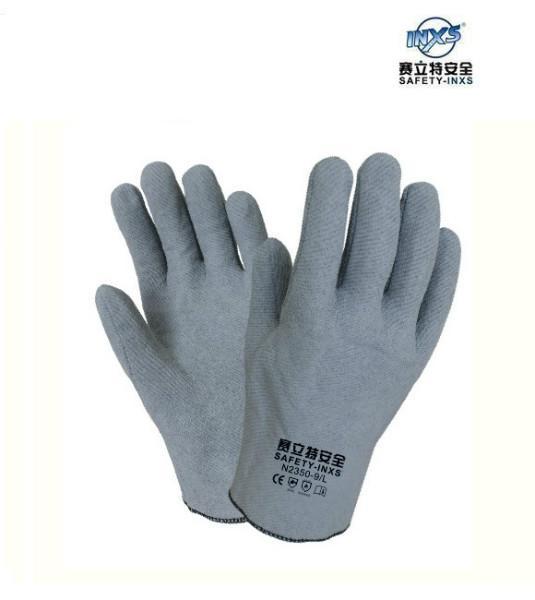 供应赛立特耐热200℃防滑防护手套N2350