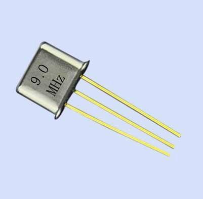 供应滤波器单片晶体滤波器9M通带±9K