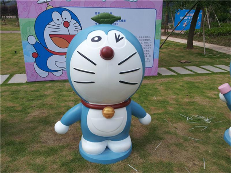 大型展览哆啦A梦机器猫展览卡通销售