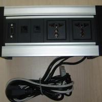 供应FZ101-翻转式桌面插座