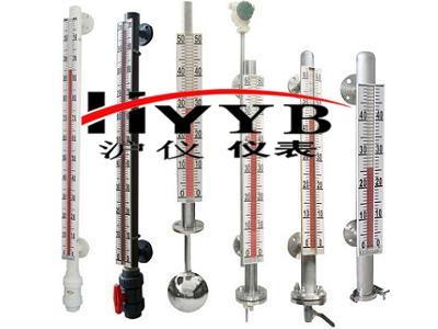 UPVC材质型磁翻柱液位计UHZ