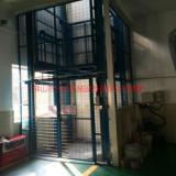 供应广州番禺叉车装集装箱平台报价 生产厂家批发 升降机安装维护