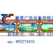 陕西常规仿古候车亭规格可定制图片