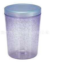 供应圆形塑料盒/休闲食品包装盒