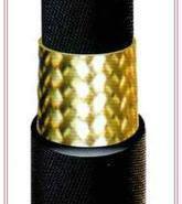 恒通钢丝编织尼龙树脂软管图片