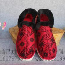 供应新款女男日常居家休闲低跟保暖棉鞋批发