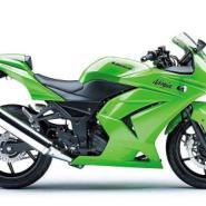 2008川崎ZX250R进口摩托车图片