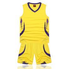 供应广州新款球服套装休闲运动服男儿童篮球服印字号