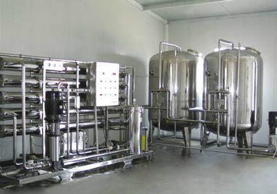 30吨/小时反渗透设备  30T/H反渗透设备机组 纯净水设备