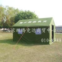 帆布施工帐篷