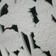 PVC雕刻隔断背景墙吊顶图片
