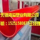 供应CPVC电力电缆护套管/桔红色