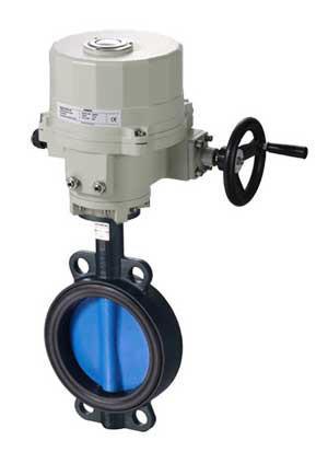 10v控制)电动执行器 用途 西门子调节阀 蝶阀vkf42系列用于在暖通空调图片