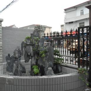 上海闵行斧劈石价格图片