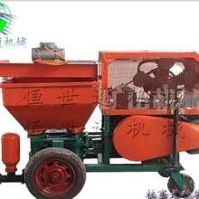 供应柱塞式砂浆喷涂机砂浆喷涂机