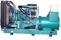 供应海南发电机组燃油系统的安装