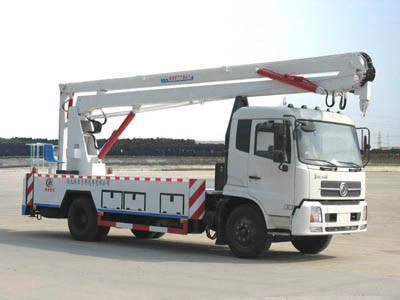 东风天锦16-18米高空作业车销售
