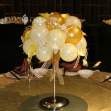 供应气球桌花/魔术气球花卉/气球装饰/成都气球装饰/魔术气球编织