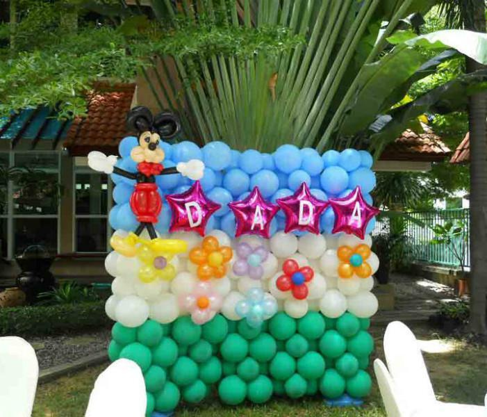 供应河源市气球装饰河源市气球装饰造型