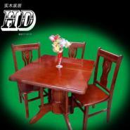 纯实木现代简约家具新古典餐椅图片