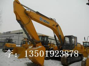 卡特336挖掘机图片