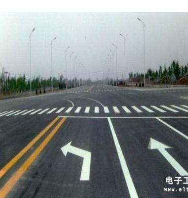 公路划线图片/公路划线样板图 (4)