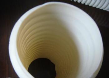 HDPE双壁波纹管图片