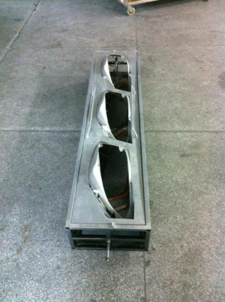 供应芜湖镀铝挂具、车灯镀铝工装、镀铝器具、用于灯具镀铝遮蔽作用