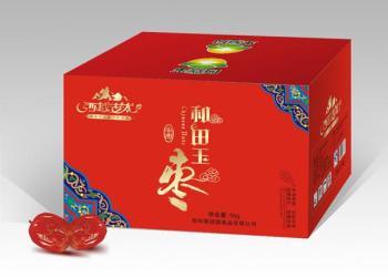 红枣产品包装设计 食品包装设计图片