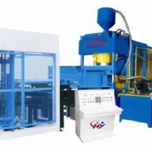 供应HY-400T型全自动混凝土砖机,粉煤灰制砖机批发