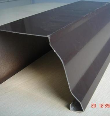5.5k彩铝檐沟天沟彩铝落水系统图片/5.5k彩铝檐沟天沟彩铝落水系统样板图 (1)