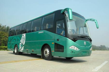 供应大巴19-55座专业汽车租赁服务
