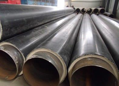 供应保温钢管聚氨酯保温钢管 发泡保温钢管 小口径保温钢管