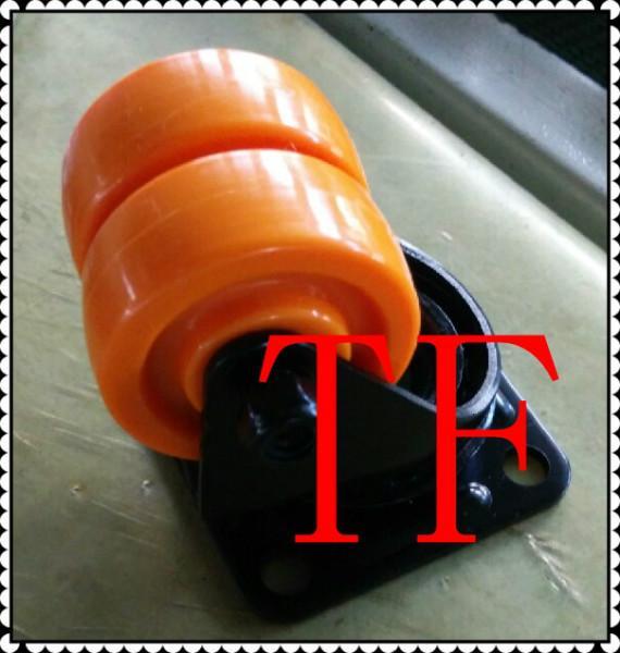 供应2寸双轮-大量生产2寸双轮-中山专业生产2寸双轮厂家