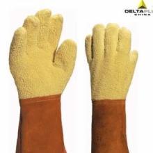 供应代尔塔DELTA耐高温防切割手套劳保手套代理批发批发