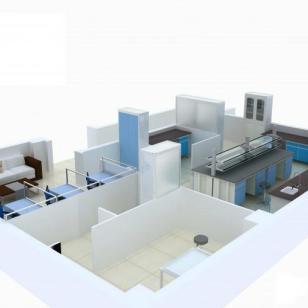 兴义市实验室装修公司图片