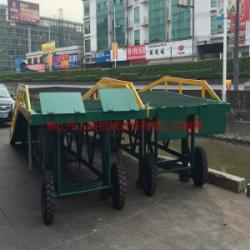 供應3噸叉車裝車平台橋生産廠家