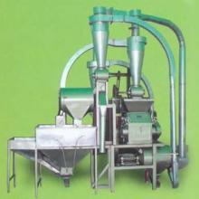 供應河北全自動磨面機,可可豆磨粉機,全自動咖啡豆磨粉機,磨面機流水線圖片