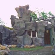 塑石假山的特点图片