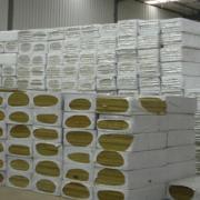 天津外墙保温材料岩棉板
