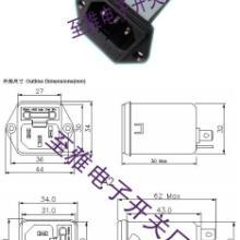 供应带AC带插座电源滤波器批发