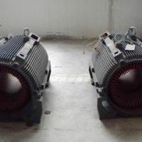 广东/开平/恩平高压电机维修/定转子修复/端盖喷柒