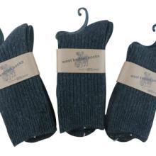 供应男士羊毛袜子 兔羊毛袜 男袜 羊毛袜子批发厂家直销