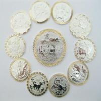 供应深圳金属纪念币生产厂家/十二生肖纪念币定做