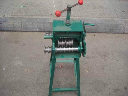 SWG-38手摇多功能弯管机销售