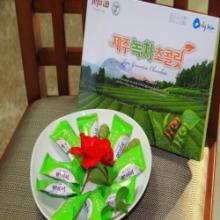 供应巧克力60677韩国特产济州岛柑橘巧克力 济州岛巧克力 绿茶巧克力